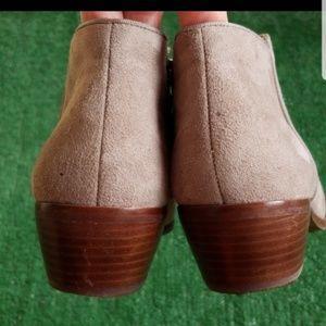 Sam Edelman Shoes - Sam Edelman  Chelsa Petty Suede Bootie 7W